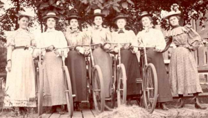 Early Women's Cycling Clubs